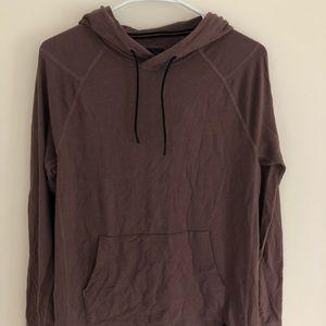 very dusty rose color hoodie